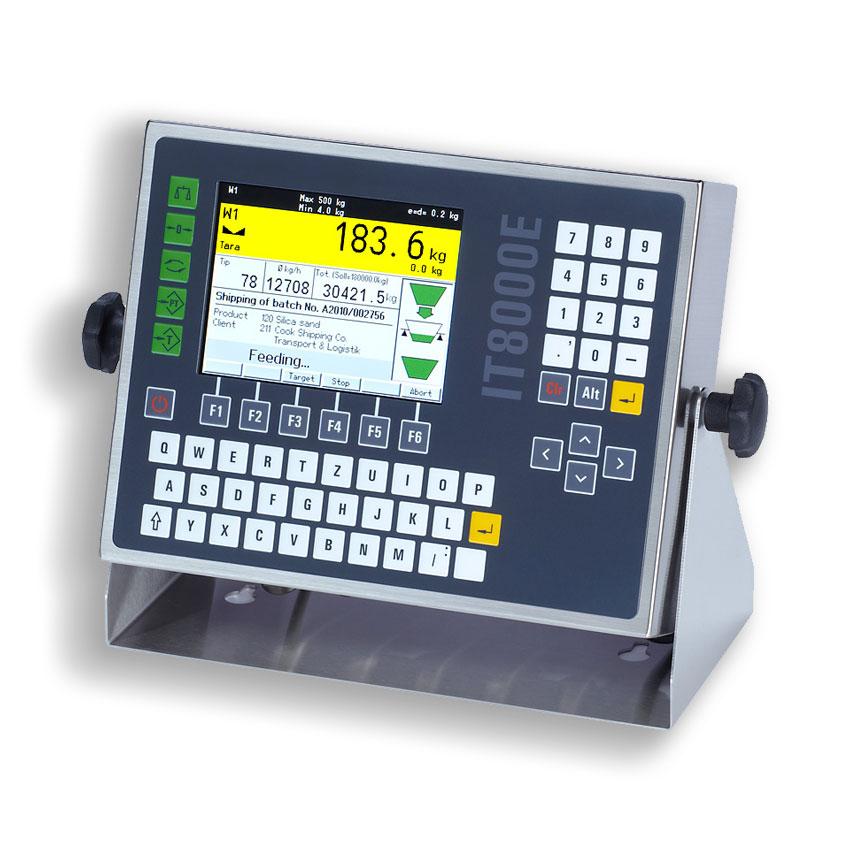 Terminal wagowy IT8000E